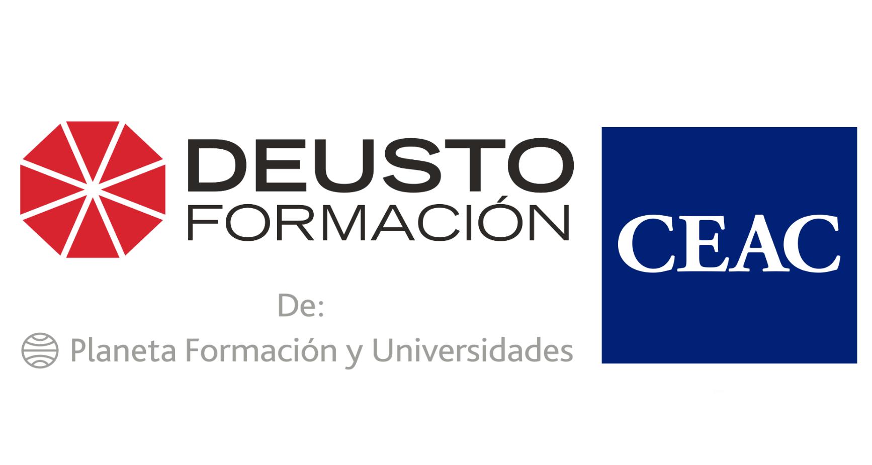 Convenio de colaboración con DEUSTO FORMACIÓN y CEAC