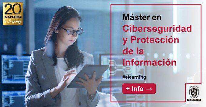 Conviértete en experto en CIBERSEGURIDAD (inicio: 18 de octubre)